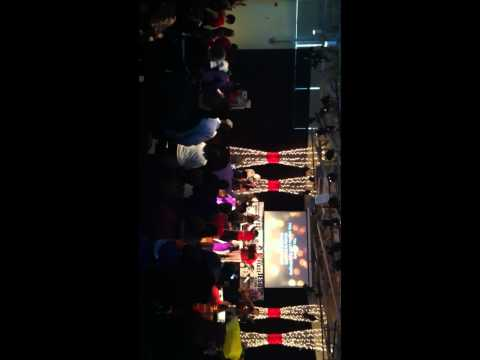 El Shaddai Bethlehem Ministries Dec.16th 2012 Worship