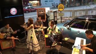 Ashia - 無風的秋季 @Mini LIVE! 2015