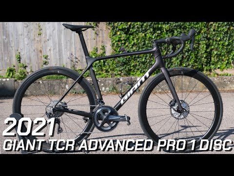 2021 Giant TCR Advanced Pro 1 Disc £3,599. The Best Value Road Bike Of The Year? Detailed First Look