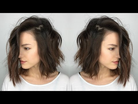 HOW I CUT & COLOR MY LONG BOB