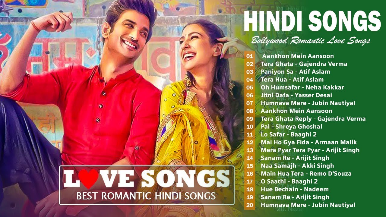Bollywood Hits Songs 2021 | Best Heart Touching Hindi Songs Playlist 2021 new Indian songs LIVE 2021