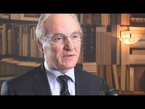 Prof. Ernst Fehr über künftige Aktivitäten des UBS Center