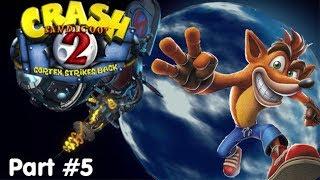 Slim Plays Crash Bandicoot 2: Cortex Strikes Back (NST) - Part 5