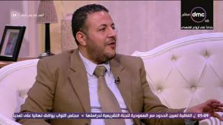 السفيرة عزيزة - أمير أنطون تادرس : أنا مسامح الإرهابي اللي فجر الكنيسة وربنا يغفر له