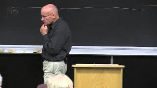 """Session 3: """"The Problem of Evil"""" (Bruce Russell) Thumbnail"""