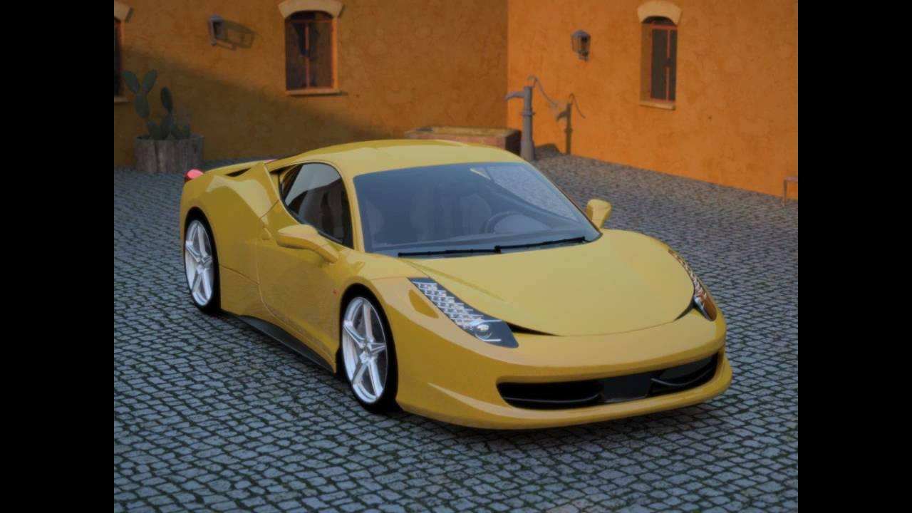 5 Amazing Car Pictures