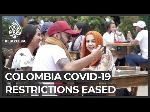 Colombia eases restrictions, but a happy public ignores rules