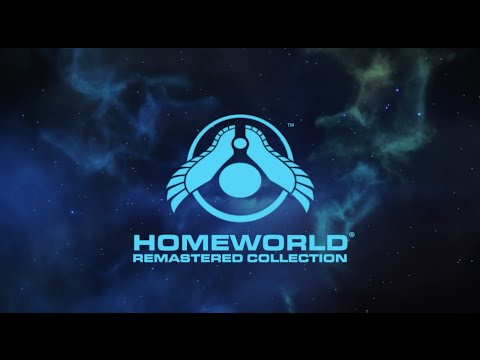 Homeworld Remastered Collection Release Date Teaser video