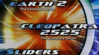 Sliders DVD Trailer - Season 3 (2005)
