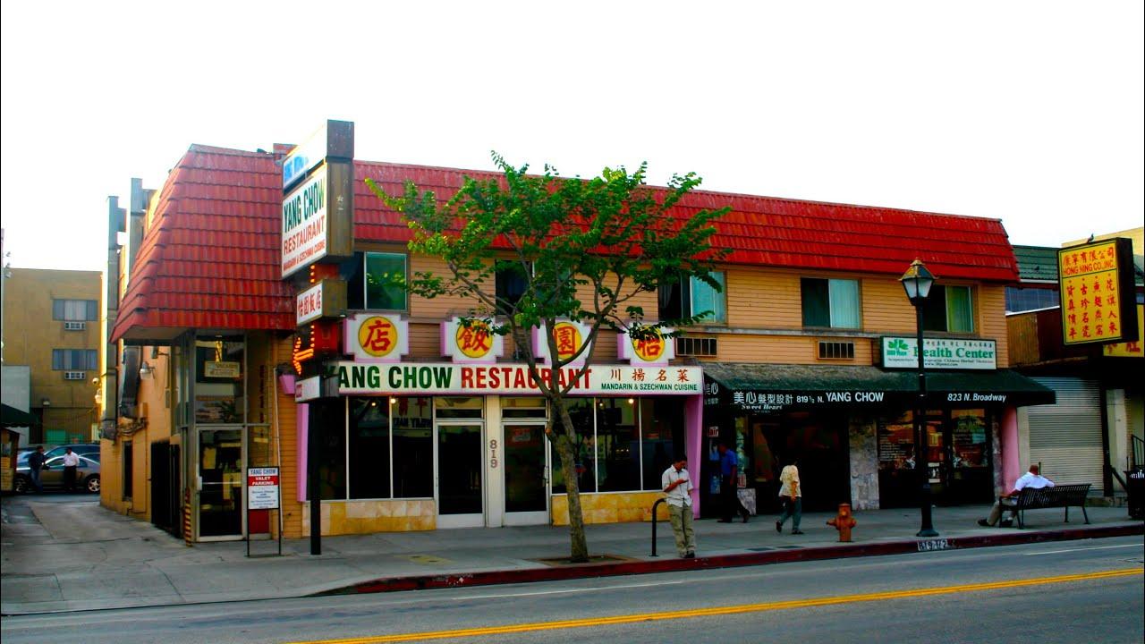 Best Food Downtown La