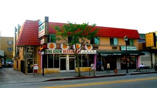 Yang Chow's, Chinatown, Los Angeles, Ca
