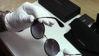Dolce Gabbana 2155  — женские солнцезащитные очки. Быстрый обзор