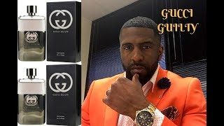 Gucci Guilty fragrance review