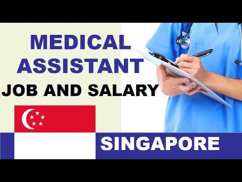 Medical Assistant Salary In Singapore - Jobs And Salaries In Singapore