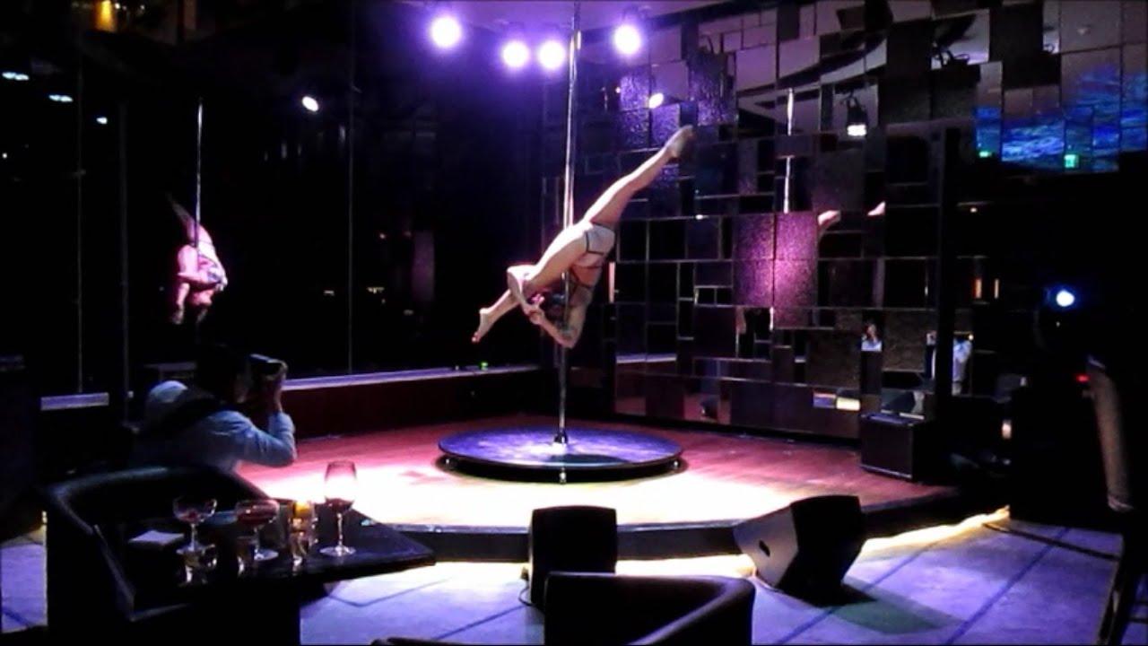 Pole Dolls - Chandelier (Paula Bianca)   Sage Bar - YouTube