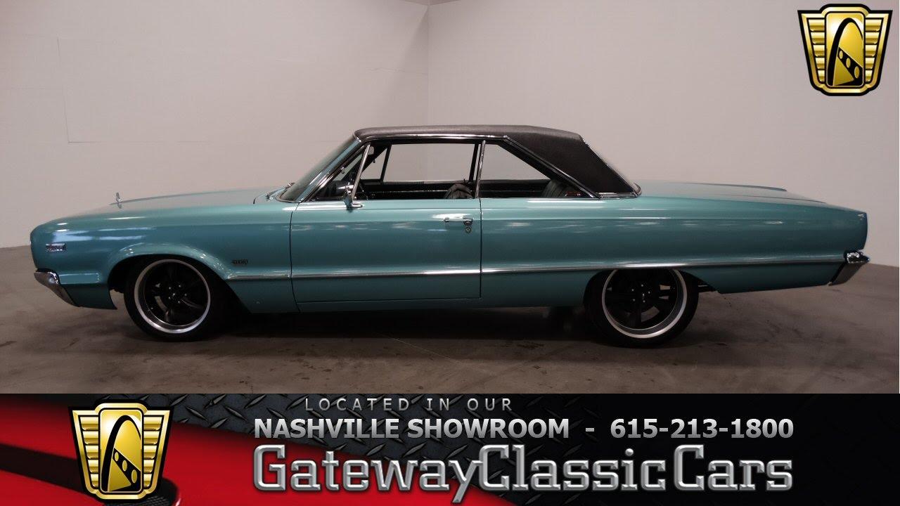 1965 Dodge Polara - Gateway Clic Cars of Nashville #127 - YouTube
