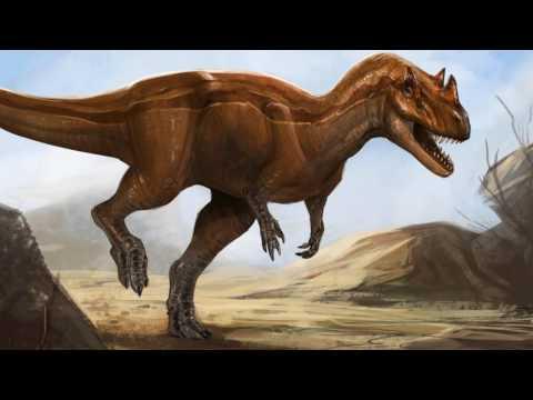 ceratosaurus sound effects