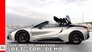 2019 BMW i8 Roadster Soft-Top Function Demo