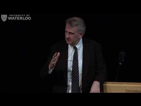 UWaterloo Grimm Lecture: Timothy Snyder on the Holocaust as History and Warning