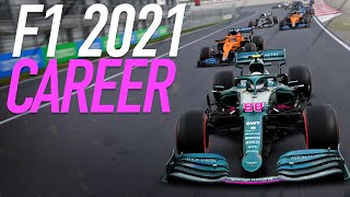 ITS F1 2021 TIME!! | F1 2021 Mod Career Mode Gameplay Part 1