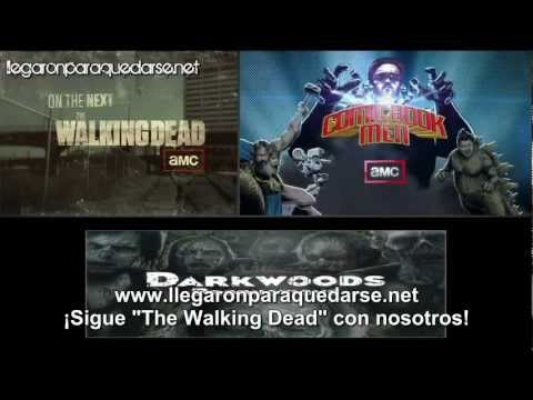 The Walking Dead 2x10  18 miles out  Promo Subtitulada