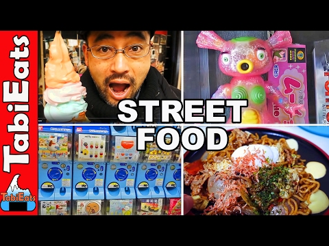 Epic Street Food Tour in Tokyo's Nakano Broadway