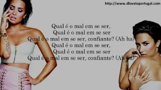 Confident by Demi Lovato - Tradução PT-PT por Lovato Portugal