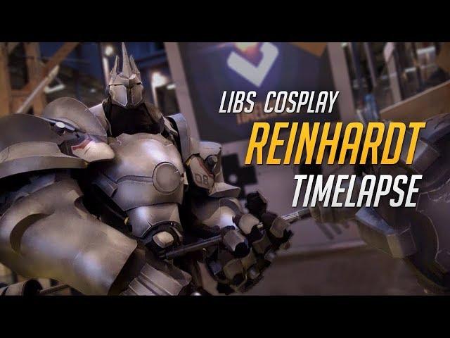 Reinhardt Timelapse