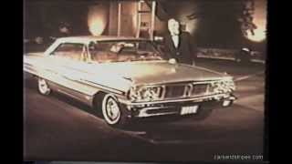 1964 Ford Engines - original commercial
