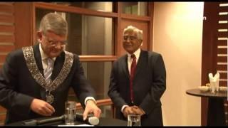 Onderscheiding Ramanathan - RTV Amstelveen