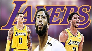 Stephen A.Smith Says If Lakers Trade For Anthony Davis Only Kuzma & Hart Should Be