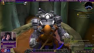 Gnom Warrior - World of Warcraft / 13.08.2018 (#1)