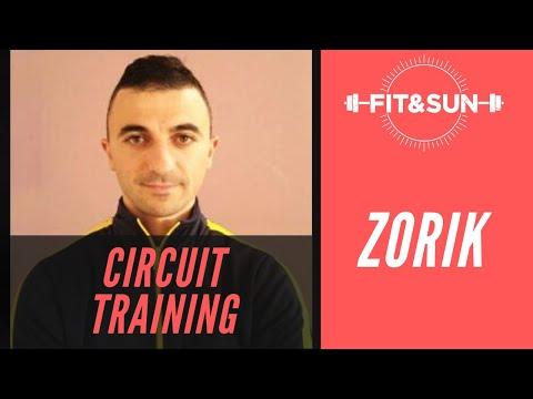 Circuit Training By Zorik Fitandsun-30min