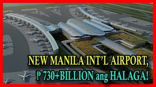 LOOK | New Manila International Airport in BULAKAN, Bulacan | Update