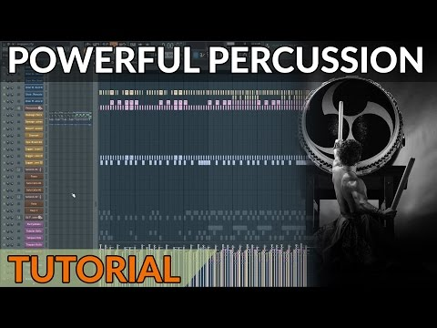 How To Write Orchestral Music - Epic Percussion & Rhythm Basics