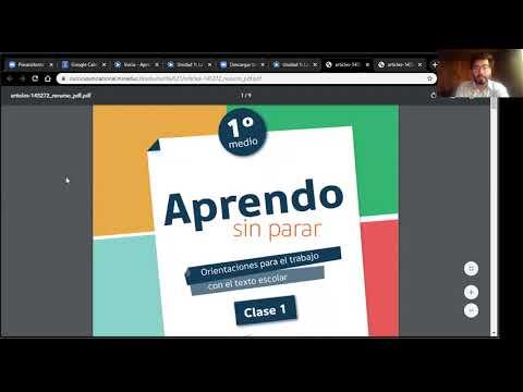"""presentación-lengua-y-literatura-plataforma-""""aprendo-en-linea""""---tutorial"""