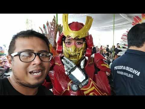 Malang Flower Carnival 2019 Part 2 On Backstage