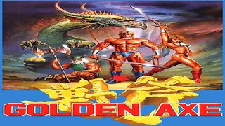 Golden Axe (Arcade)
