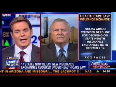 Georgia Gov. Nathan Deal on FOX News' America's Newsroom