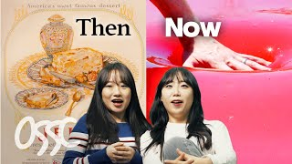 Koreans React To American Commercials Then And Now