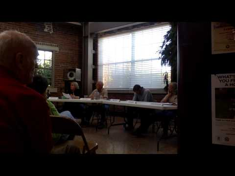 GMO Produce Panel Discussion September 14, 2015