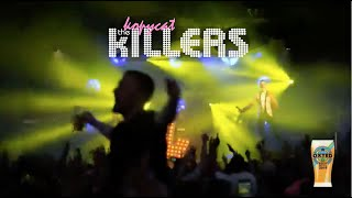 The Killers Tribute Band - Festivals 2019 - The Kopycat Killers