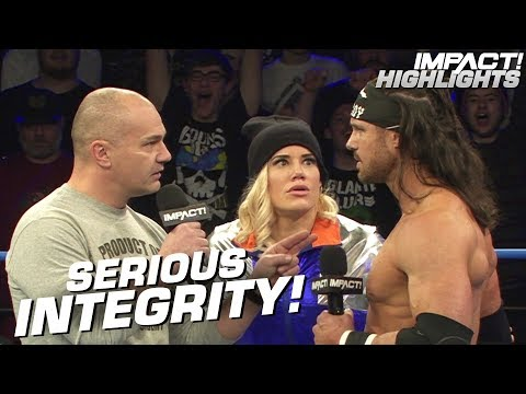 Johnny & Taya Discover Lance Storm is NOT FOR SALE! | IMPACT! Highlights Apr 26, 2019