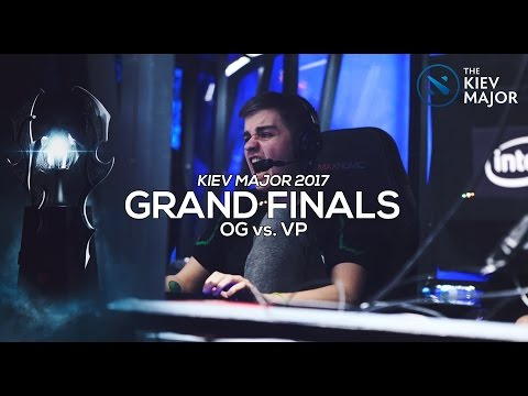 OG vs. Virtus Pro - Grand Final Kiev Major 2017 Dota 2 Highlights