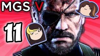 Metal Gear Solid V The Phantom Pain: Prisoner of War - PART 11 - Grumpcade