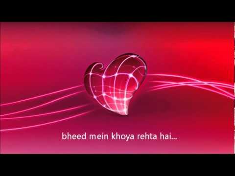 Emptiness Loneliness (Song for Broken Heart) - Lyric Video
