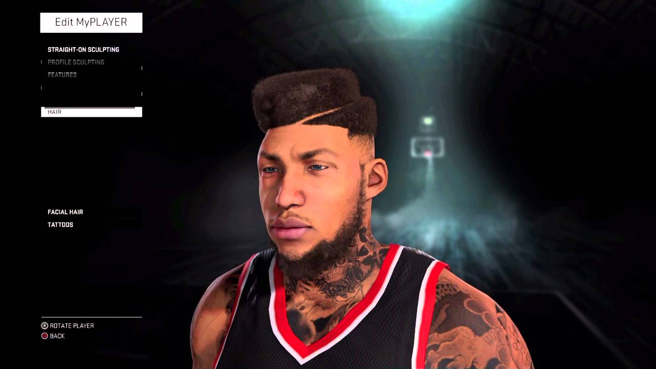 Nba 2k16 How To Have The Juice Haircut Glitchmethod Youtube