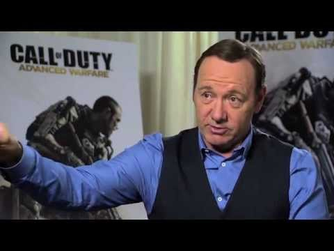 Call Of Duty Kevin Spacey Interview