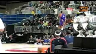 NBDL Slam Dunk Contest 2010 - DAR TUCKER! Better than NBA SDC!