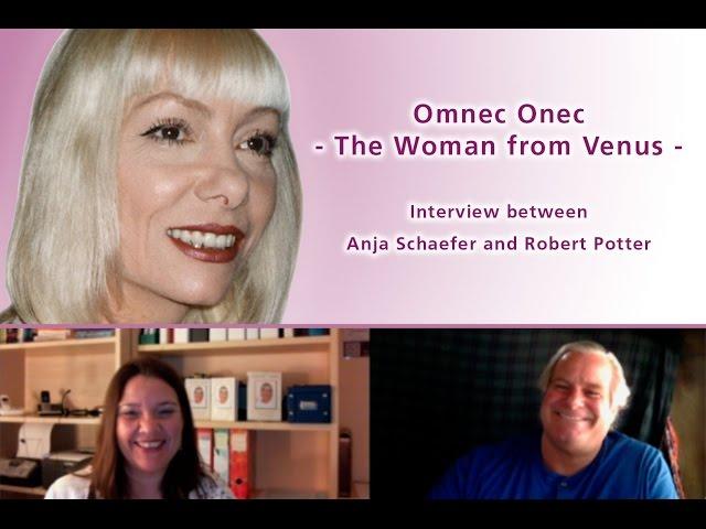 Omnec Onec: Interview between Robert Potter and Anja Schäfer